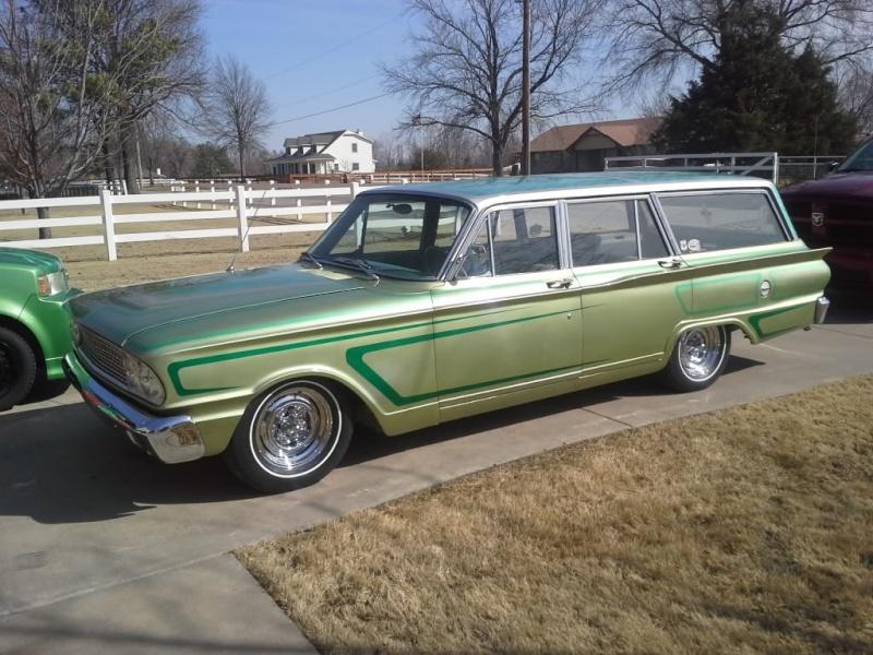 Ford 1961 - 1964 custom and mild custom - Page 3 20140310