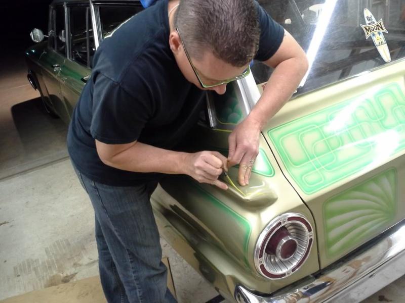 Ford 1961 - 1964 custom and mild custom - Page 3 20140315