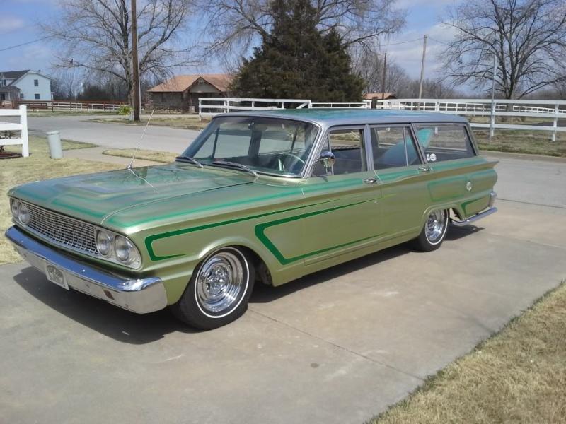 Ford 1961 - 1964 custom and mild custom - Page 3 20140318