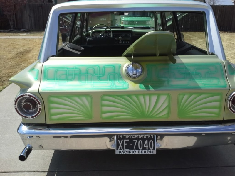 Ford 1961 - 1964 custom and mild custom - Page 3 20140321