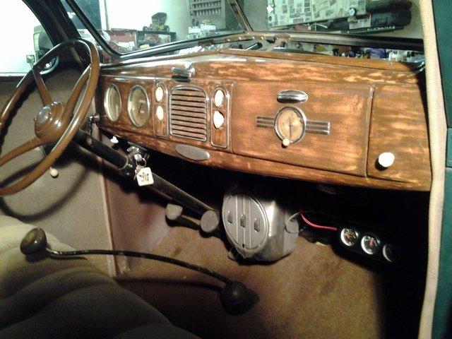 Ford 1935 - 38 custom & mild custom - Page 5 20140711