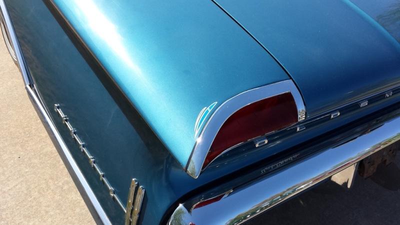 Oldsmobile 1958 - 1960 custom & mild custom 20150417