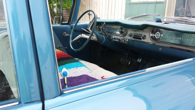 Oldsmobile 1958 - 1960 custom & mild custom 20150420