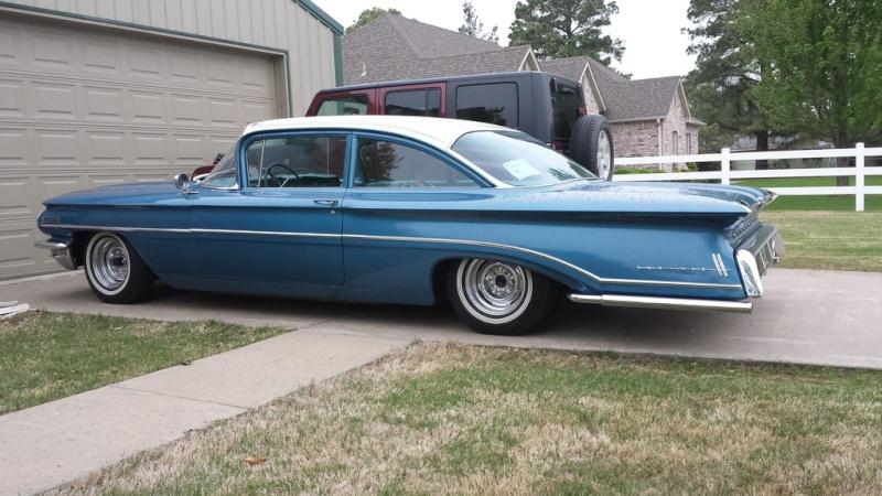 Oldsmobile 1958 - 1960 custom & mild custom 20150422