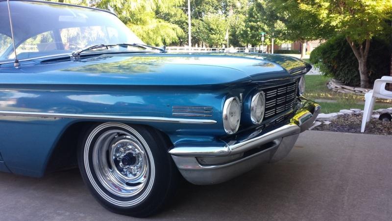 Oldsmobile 1958 - 1960 custom & mild custom 20150712