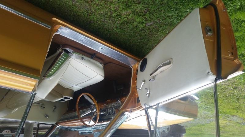 Mercury 1961 - 1964 custom & mild custom 20150715