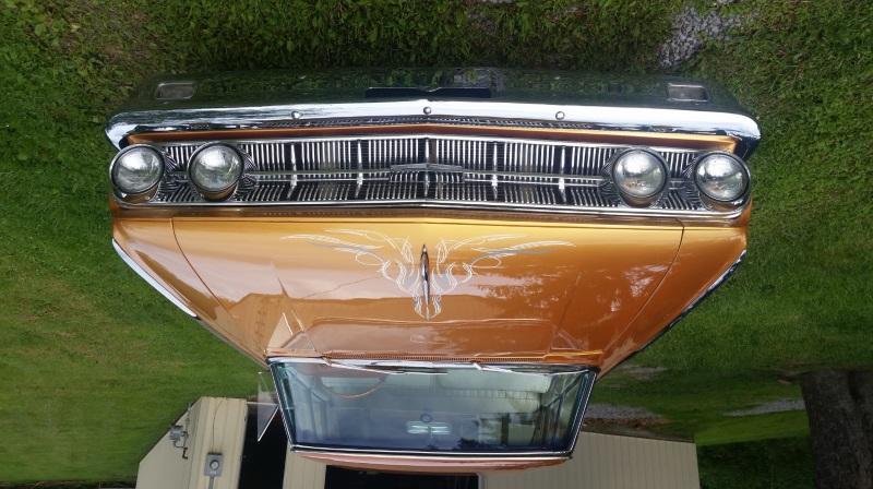 Mercury 1961 - 1964 custom & mild custom 20150718