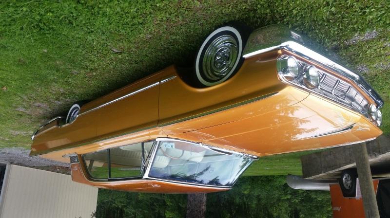 Mercury 1961 - 1964 custom & mild custom 20150719