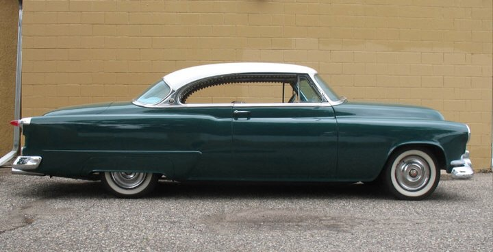 Oldsmobile 1948 - 1954 custom & mild custom - Page 6 224
