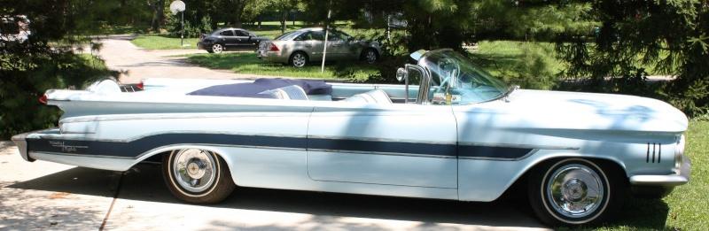 Oldsmobile 1958 - 1960 custom & mild custom 230