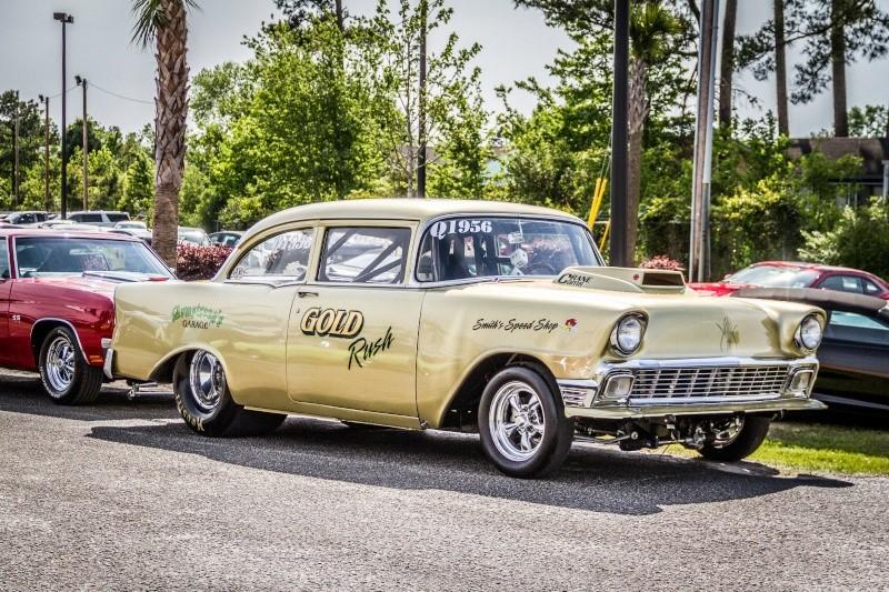 1956 Chevy Gasser 233
