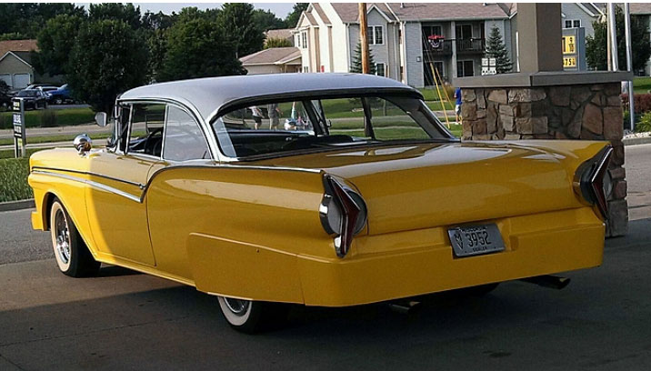 Ford 1957 & 1958 custom & mild custom  - Page 6 238