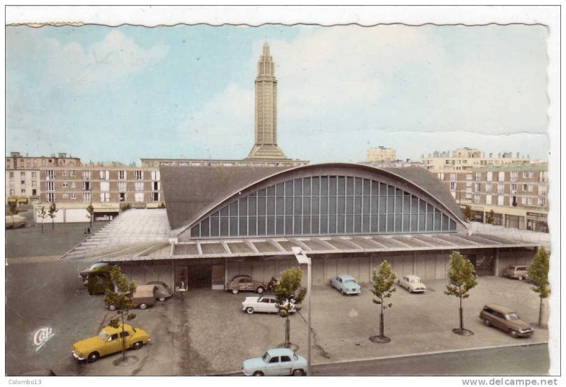 Le Havre - Ville 1950s 243_0010