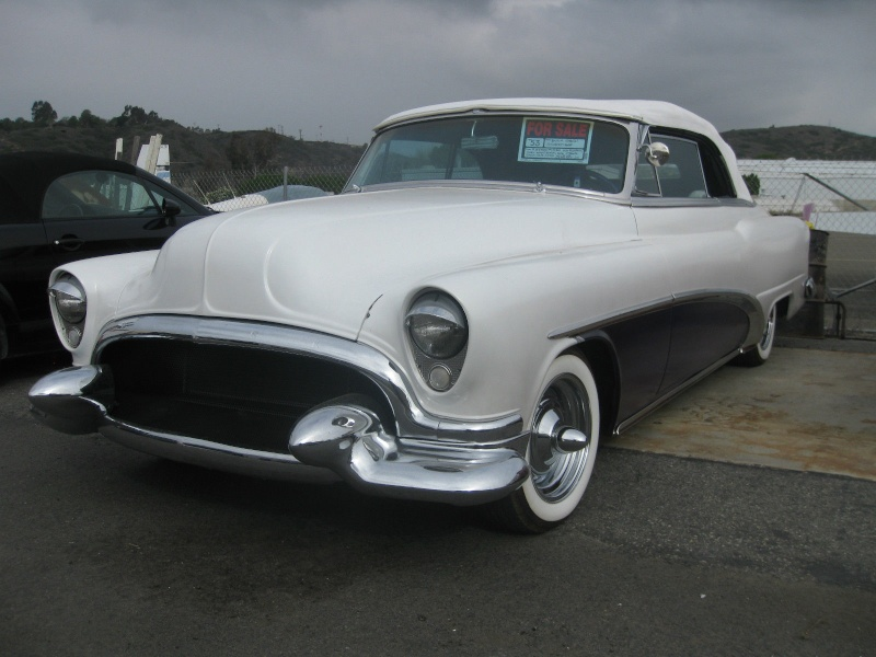 Buick 1950 -  1954 custom and mild custom galerie - Page 7 269