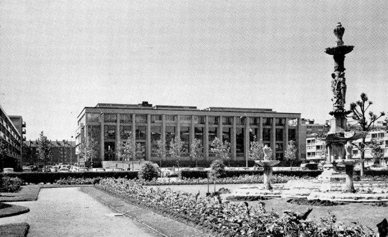 Le Havre - Ville 1950s 27761510