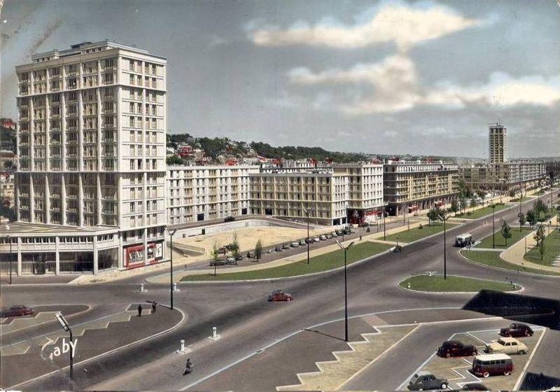 Le Havre - Ville 1950s 28190410