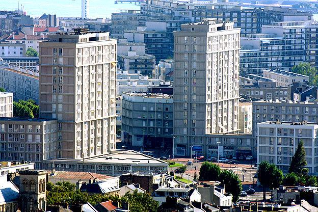 Le Havre - Ville 1950s 30413010