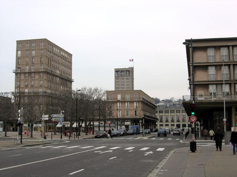 Le Havre - Ville 1950s 30738910