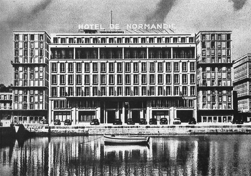 Le Havre - Ville 1950s 31859210