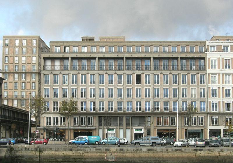 Le Havre - Ville 1950s 31859911