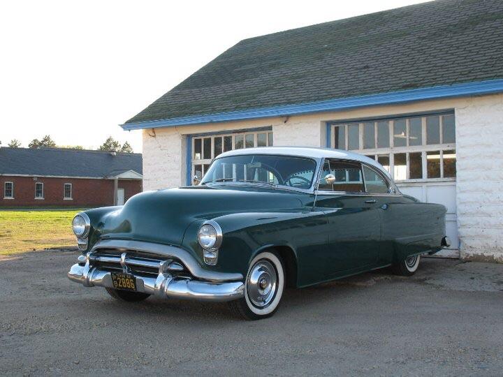 Oldsmobile 1948 - 1954 custom & mild custom - Page 6 323