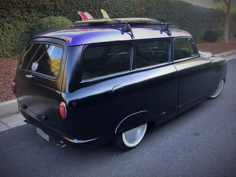 Nash et Rambler custom and mild custom 326