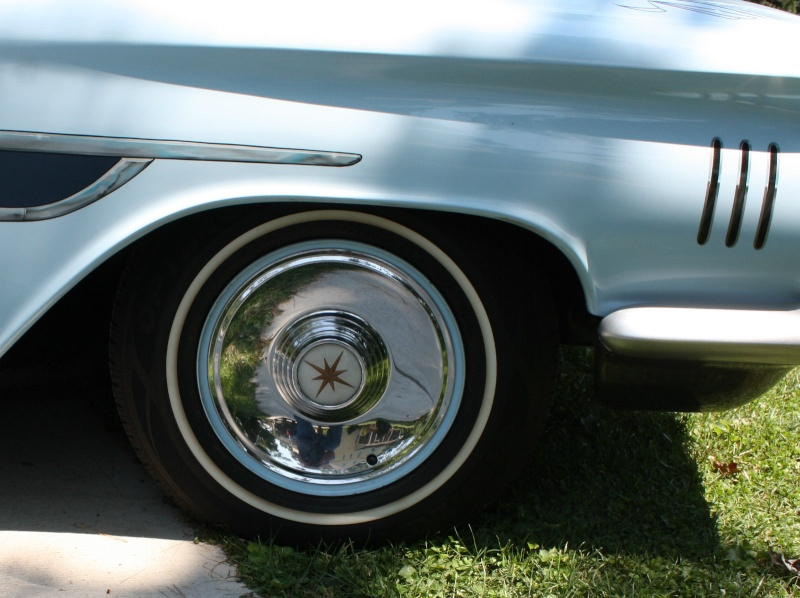 Oldsmobile 1958 - 1960 custom & mild custom 329
