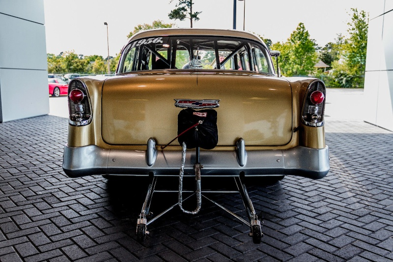 1956 Chevy Gasser 332