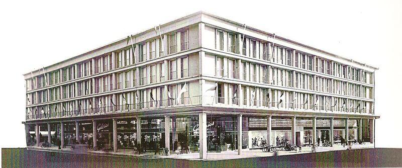Le Havre - Ville 1950s 34664310