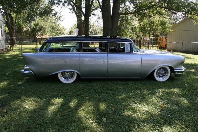 Chevy 1957 custom & mild custom - Page 3 347