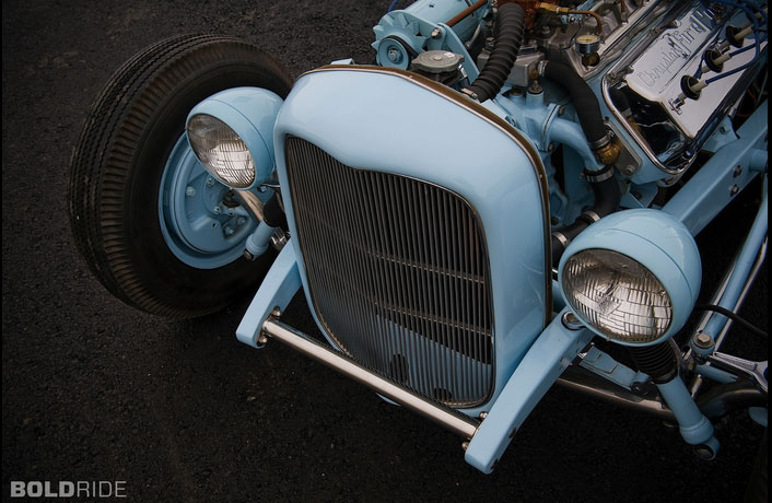 1930 Ford Model A Roadster - Sonny Mazza 348