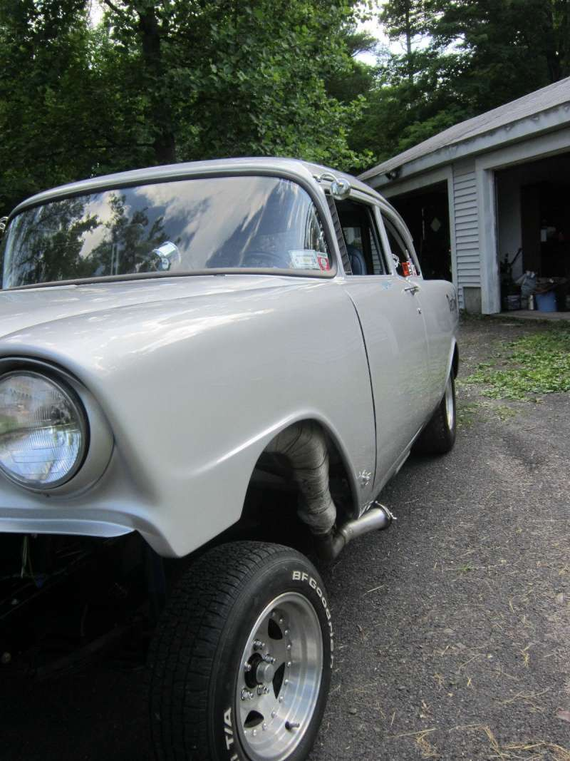 1956 Chevy Gasser 349