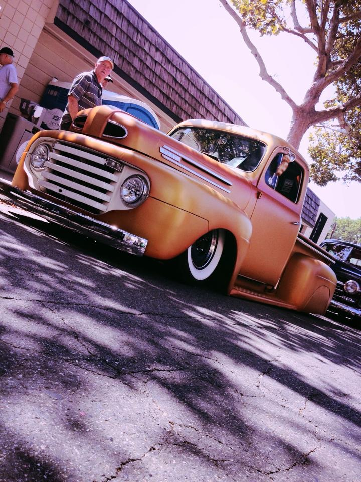 Ford¨Pick up 1948 - 1951 custom & mild custom - Page 2 3fc2cd10