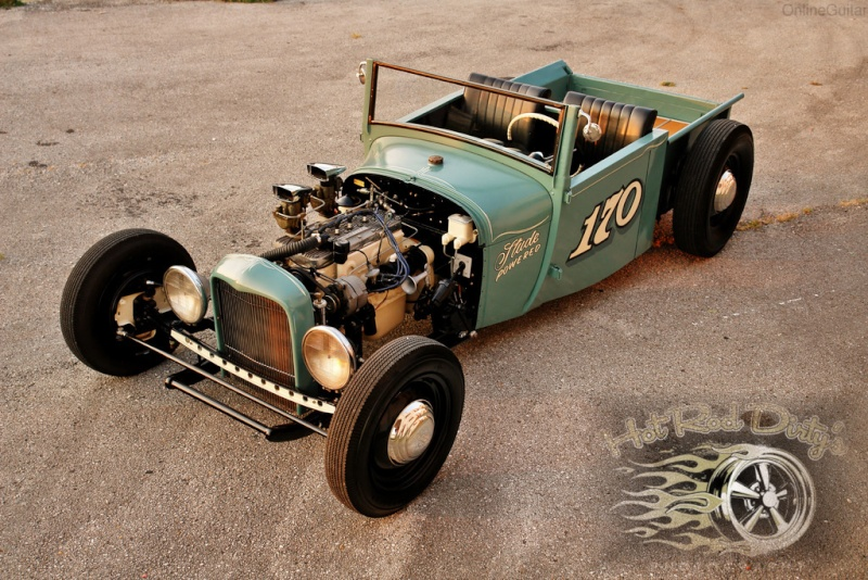1928 - 29 Ford  hot rod - Page 9 41-cop10