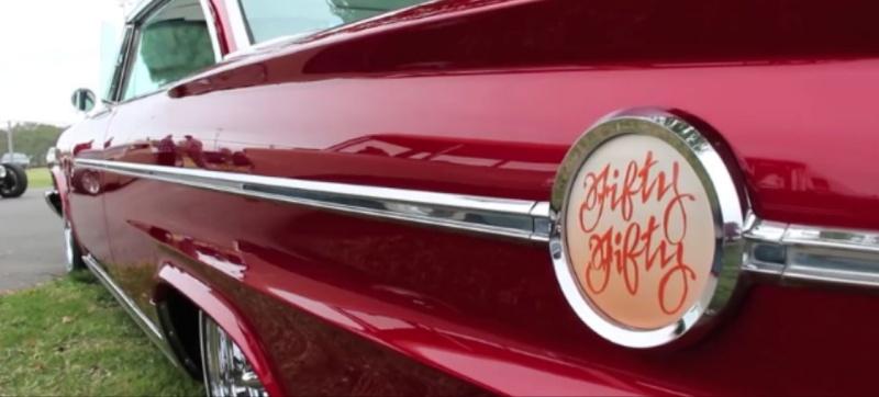 1960-64 Chrysler - Desoto custom & mild custom 411