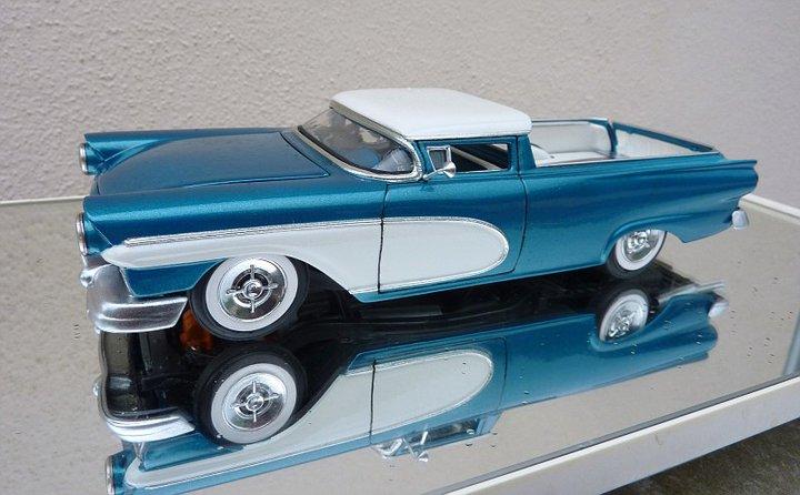 Vintage built automobile model kit survivor - Hot rod et Custom car maquettes montées anciennes - Page 2 41185_10