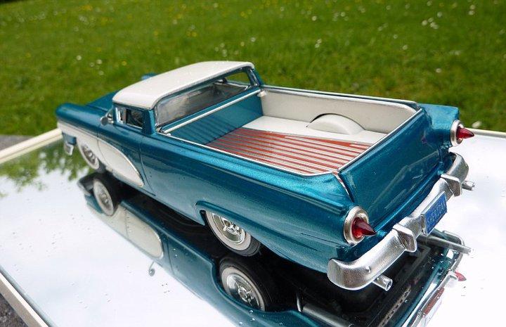 Vintage built automobile model kit survivor - Hot rod et Custom car maquettes montées anciennes - Page 2 41185_11