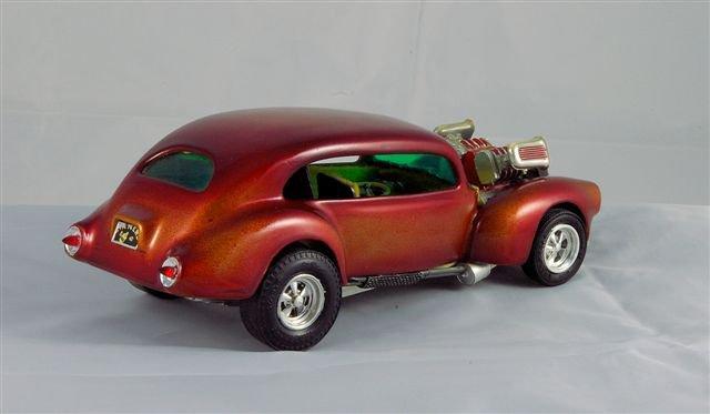 Vintage built automobile model kit survivor - Hot rod et Custom car maquettes montées anciennes - Page 2 41195_10