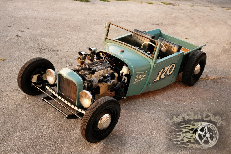 1928 - 29 Ford  hot rod - Page 9 42-cop10