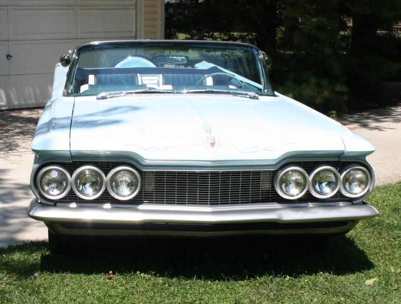 Oldsmobile 1958 - 1960 custom & mild custom 428