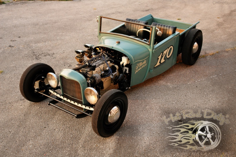 1928 - 29 Ford  hot rod - Page 9 43-cop10