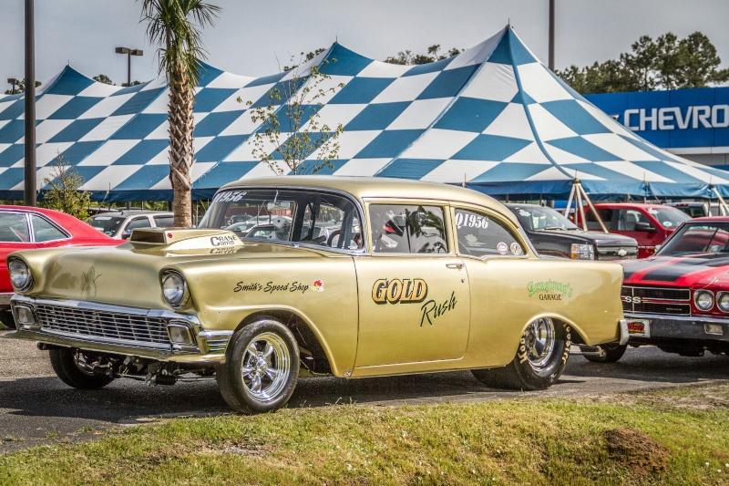 1956 Chevy Gasser 430
