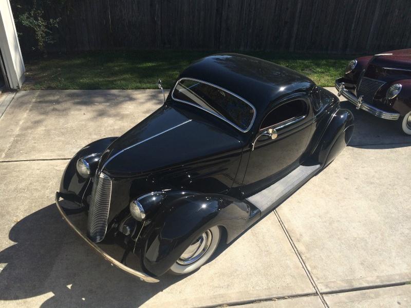 Ford 1935 - 38 custom & mild custom - Page 5 447