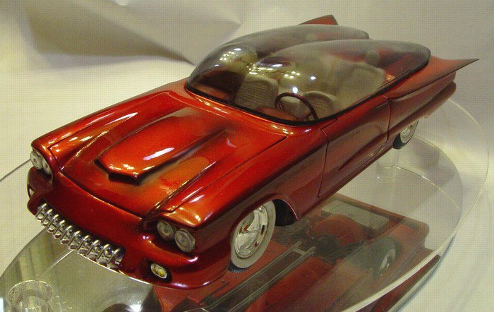 1958 Thunderbird - Monogram - 1/24 scale 46483_10