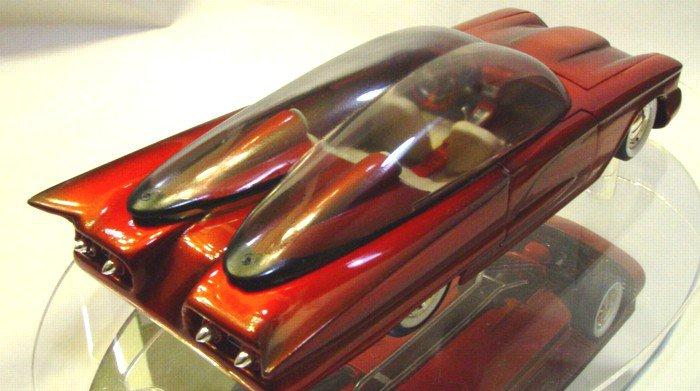 1958 Thunderbird - Monogram - 1/24 scale 46483_11