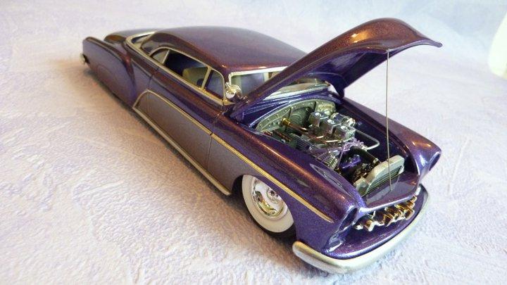 Vintage built automobile model kit survivor - Hot rod et Custom car maquettes montées anciennes - Page 2 46680_10