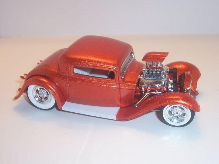 Vintage built automobile model kit survivor - Hot rod et Custom car maquettes montées anciennes - Page 2 46779_10