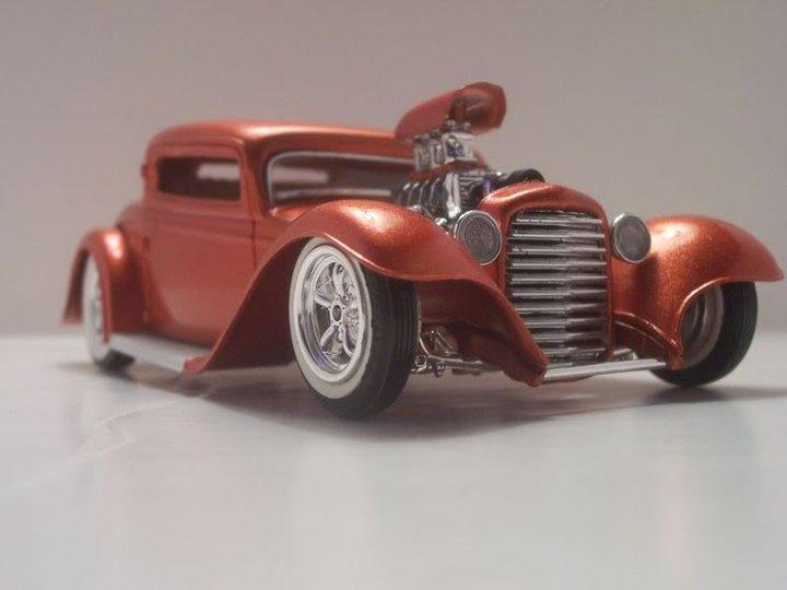 Vintage built automobile model kit survivor - Hot rod et Custom car maquettes montées anciennes - Page 2 46779_11
