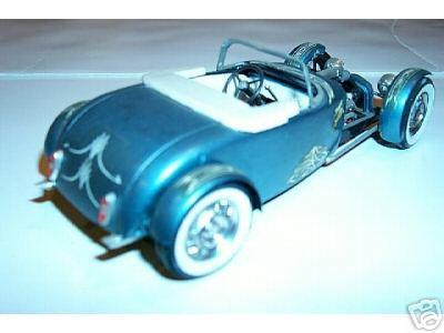 Vintage built automobile model kit survivor - Hot rod et Custom car maquettes montées anciennes - Page 2 46797_10