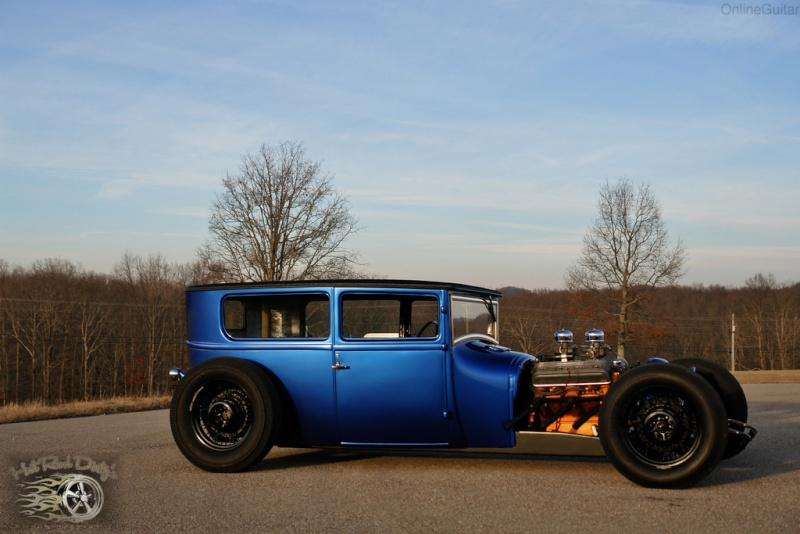 Ford T hot rod (1908 - 1927) - T rod - Page 6 49-cop10